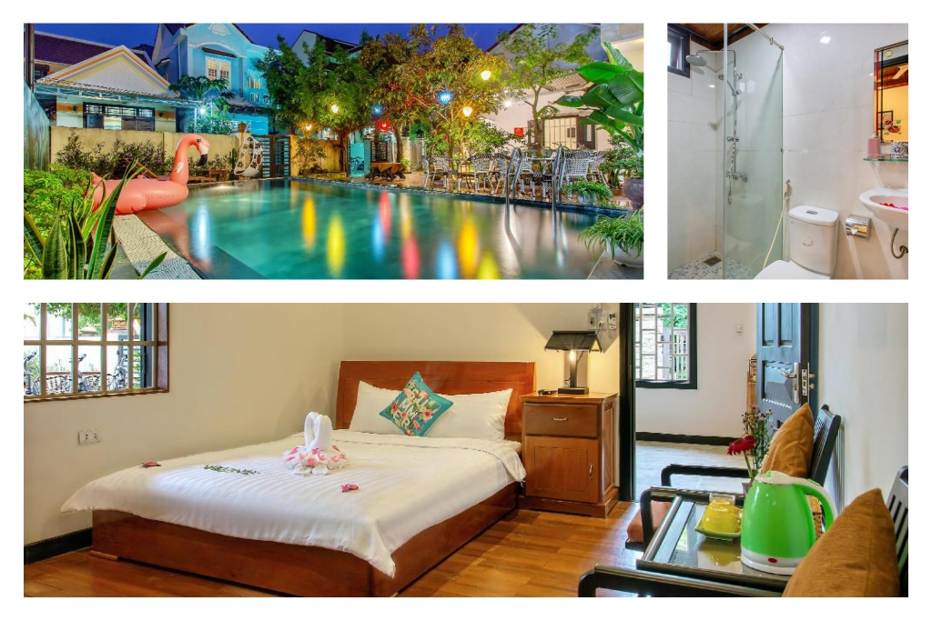 mejores hoteles hoi an